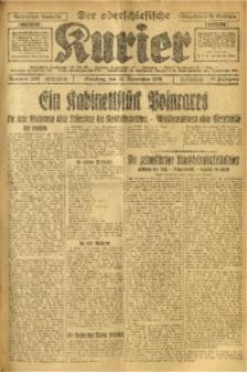 Der Oberschlesische Kurier, 1928, Jg. 22, Nr. 262