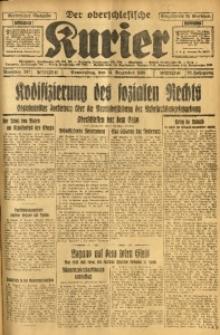 Der Oberschlesische Kurier, 1928, Jg. 22, Nr. 287