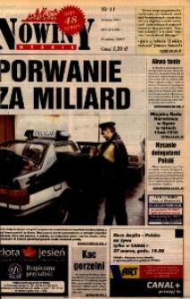 Nowiny Nyskie 1999, nr 11.