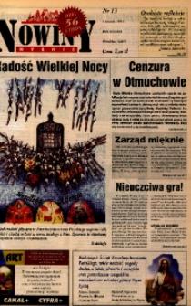 Nowiny Nyskie 1999, nr 13.