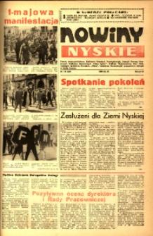 Nowiny Nyskie : gazeta międzyzakładowa 1987, nr 13 (562).