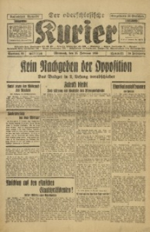 Der Oberschlesische Kurier, 1930, Jg. 24, Nr. 35