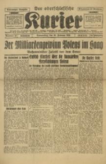 Der Oberschlesische Kurier, 1930, Jg. 24, Nr. 42