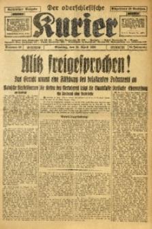 Der Oberschlesische Kurier, 1930, Jg. 24, Nr. 88