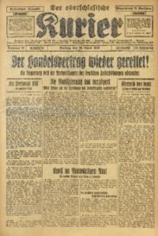 Der Oberschlesische Kurier, 1930, Jg. 24, Nr. 91