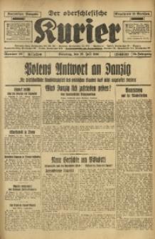 Der Oberschlesische Kurier, 1930, Jg. 24, Nr. 167