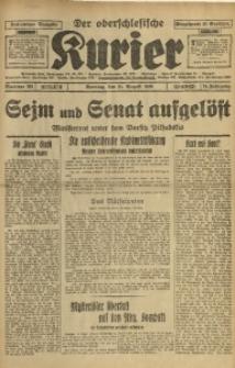 Der Oberschlesische Kurier, 1930, Jg. 24, Nr. 201