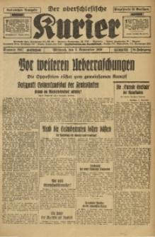 Der Oberschlesische Kurier, 1930, Jg. 24, Nr. 203