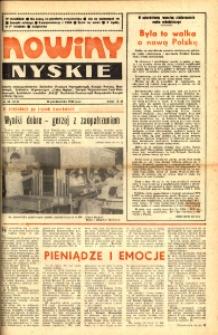 Nowiny Nyskie : gazeta międzyzakładowa 1988, nr 28 (613).