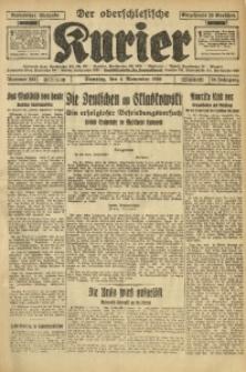 Der Oberschlesische Kurier, 1930, Jg. 24, Nr. 255