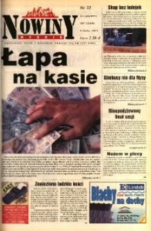Nowiny Nyskie 1999, nr 32.