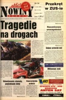Nowiny Nyskie 1999, nr 36.