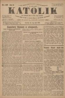 Katolik, 1923, R. 56, nr 29