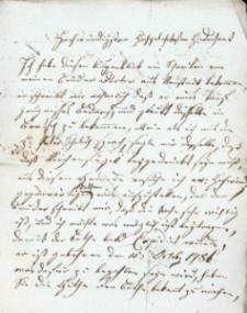 Korespondencja różnych osób z 26 maja 1828 r.