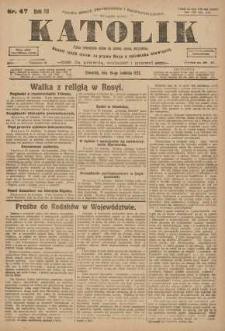 Katolik, 1923, R. 56, nr 47