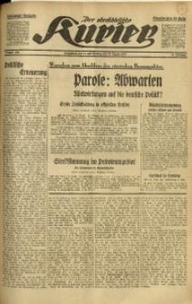 Der Oberschlesische Kurier, 1933, Jg. 27, Nr. 189