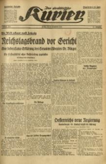 Der Oberschlesische Kurier, 1933, Jg. 27, Nr. 218