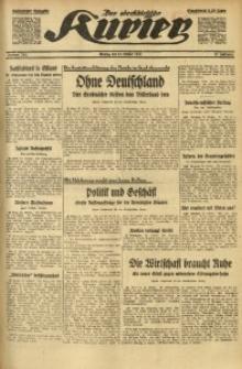 Der Oberschlesische Kurier, 1933, Jg. 27, Nr. 244