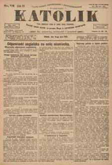 Katolik, 1923, R. 56, nr 58