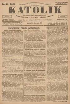 Katolik, 1923, R. 56, nr 64