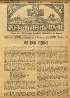 Die Katholische Welt, 1928, Jg. 4, Nr. 50