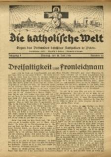 Die Katholische Welt, 1933, Jg. 8, Nr. 24