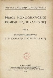 Bibljografja flory polskiej
