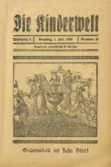 Die Kinderwelt, 1928, Jg. 2, Nr. 27