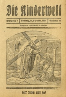 Die Kinderwelt, 1928, Jg. 2, Nr. 39