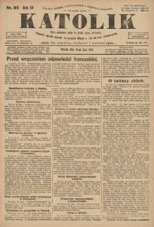 Katolik, 1923, R. 56, nr 91