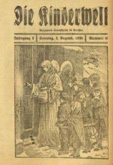 Die Kinderwelt, 1928, Jg. 2, Nr. 49