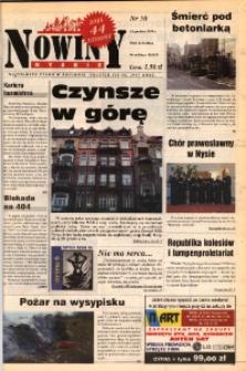 Nowiny Nyskie 1999, nr 50.