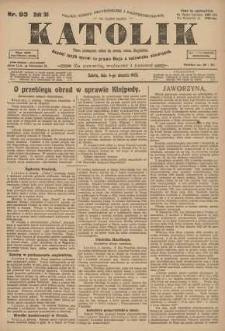 Katolik, 1923, R. 56, nr 93