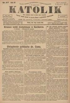 Katolik, 1923, R. 56, nr 97