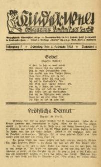 Die Kinderwelt, 1933, Jg. 7, Nr. 6