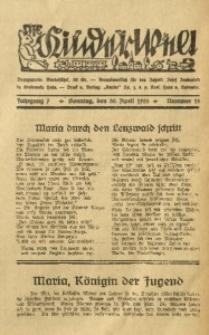 Die Kinderwelt, 1933, Jg. 7, Nr. 18