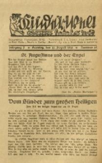 Die Kinderwelt, 1933, Jg. 7, Nr. 35