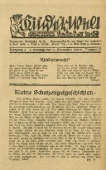 Die Kinderwelt, 1933, Jg. 7, Nr. 38