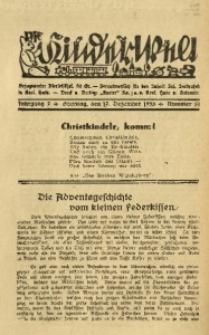 Die Kinderwelt, 1933, Jg. 7, Nr. 51