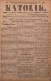 Katolik, 1885, R. 18, nr 3