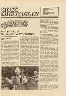Gość Niedzielny, 1981, R. 58, nr 10