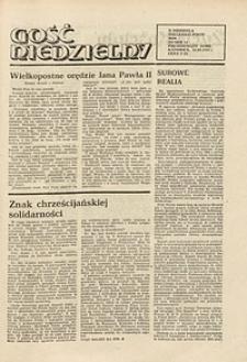 Gość Niedzielny, 1981, R. 58, nr 11