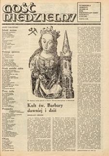 Gość Niedzielny, 1981, R. 58 [właśc. 54], nr 49