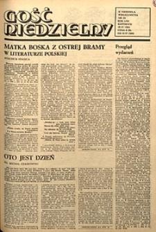Gość Niedzielny, 1984, R. 61, nr 18