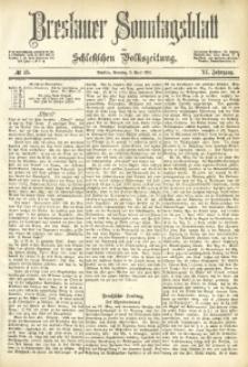 Breslauer Sonntagsblatt der Schlesischen Volkszeitung, 1882, Jg. 11, No. 15