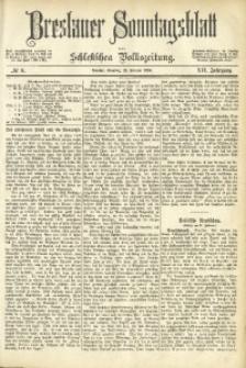 Breslauer Sonntagsblatt der Schlesischen Volkszeitung, 1883, Jg. 12, No. 8