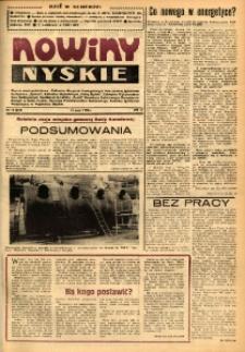 Nowiny Nyskie : gazeta międzyzakładowa 1990, nr 10 (660).