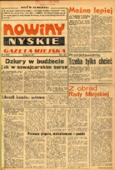 Nowiny Nyskie : gazeta miejska 1991, nr 2 (679).