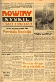 Nowiny Nyskie : gazeta miejska 1991, nr 3 (680).