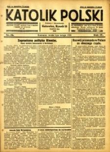 Katolik Polski, 1928, R. 4, nr 26